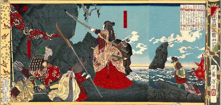 انواع شمشیر ژاپنی