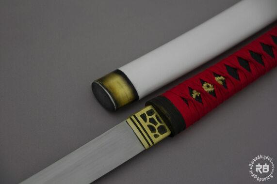 Aikuchi Style Katana