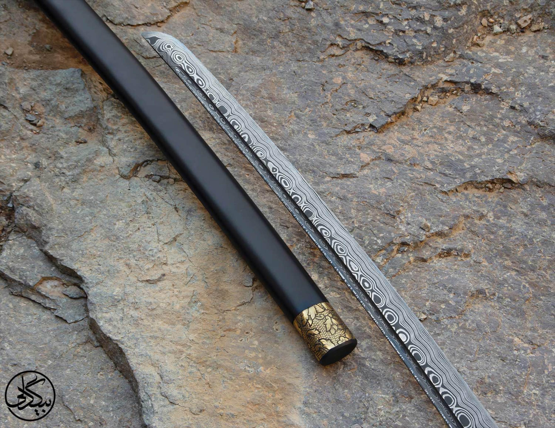 شمشیر دمشقی