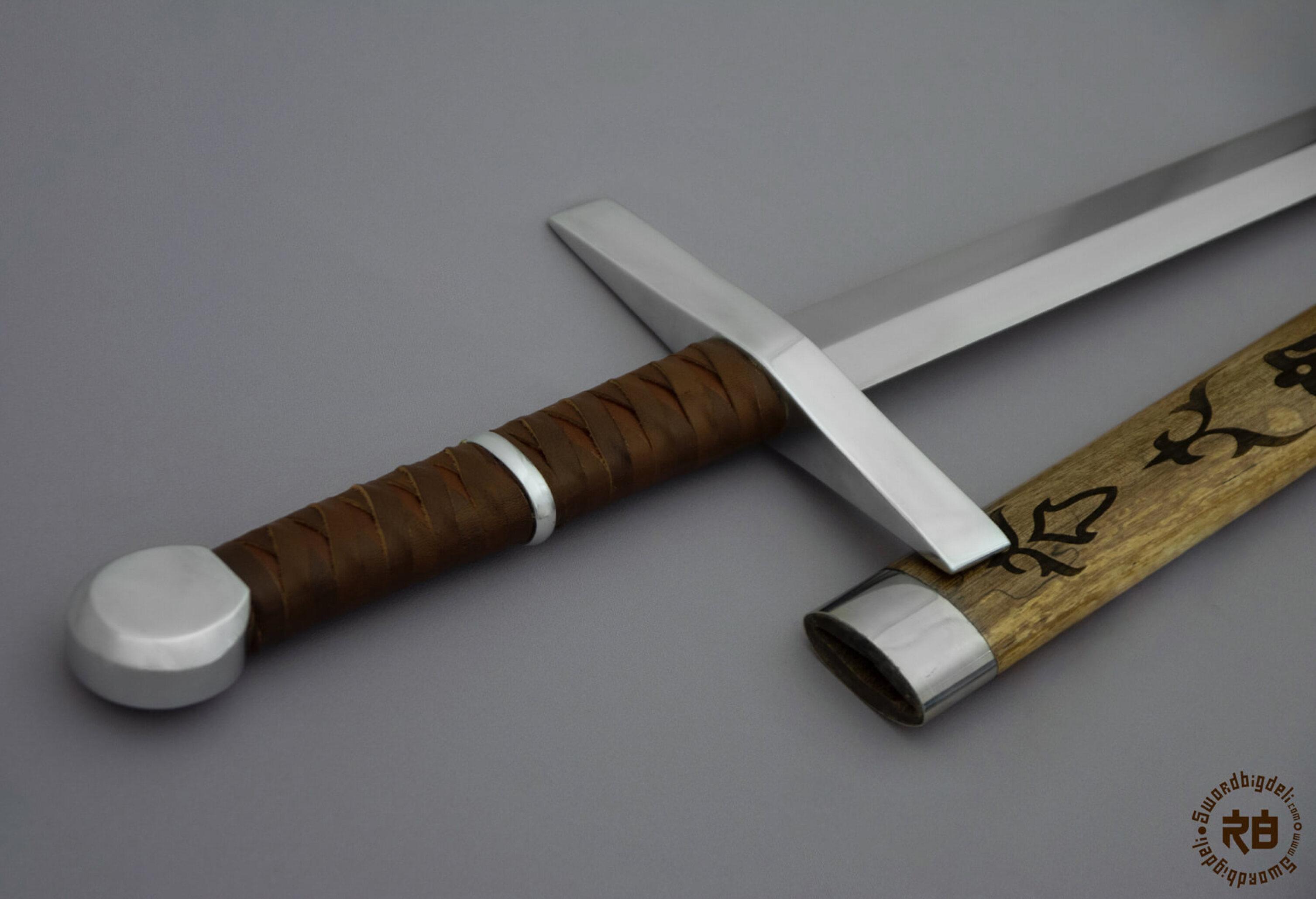Classic Crusader Sword